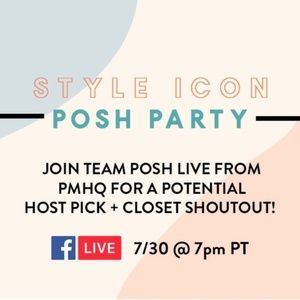 Other - Want a host pick? Join us LIVE!